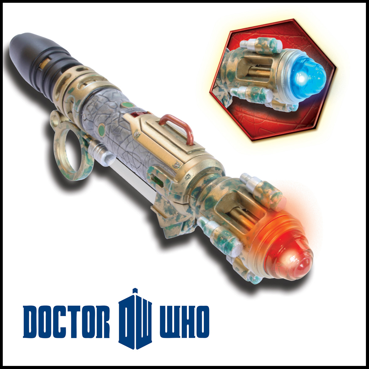 Sonic Screwdriver<br>Dr Who River Song