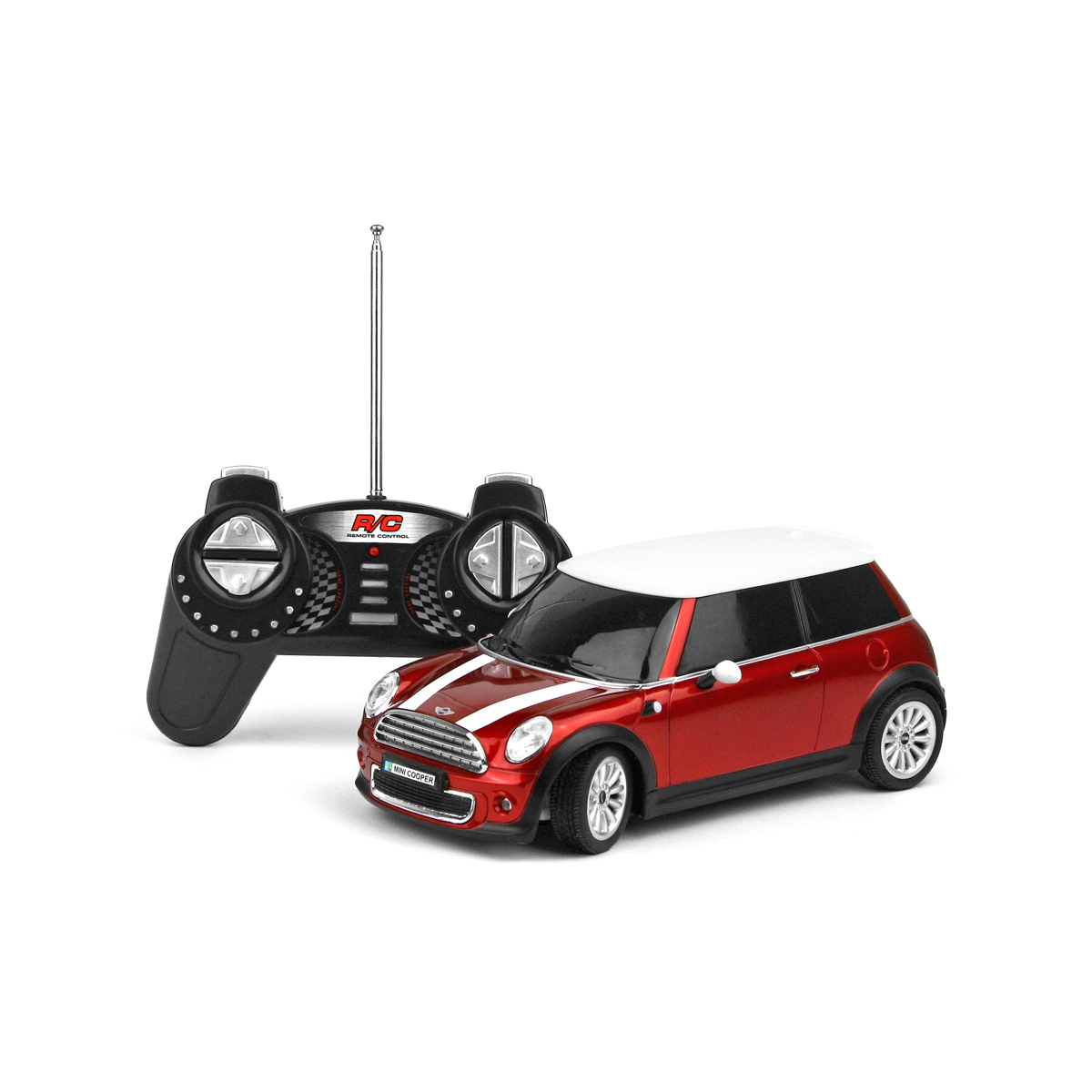 Radio controlled<br>Mini Cooper