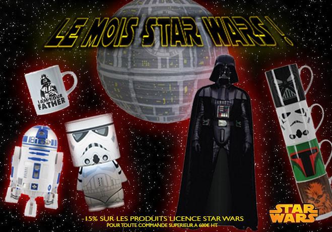 Promo Star Wars 15%